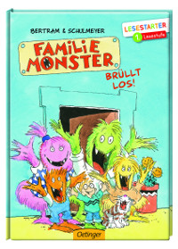 Familie Monster bruellt los 200