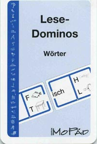Lese-Dominos-Wrter