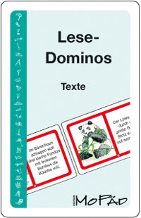 Lese-Dominos Texte